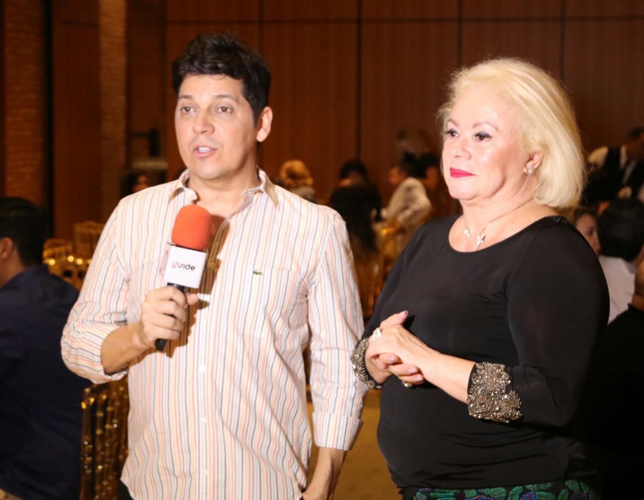 Jornalista Rivanildo Feitosa - Programa Inside TV - TV Meio Norte